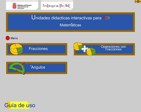 Materiales Interactivos Matemáticas | Enseñar ciencias exactas | Scoop.it