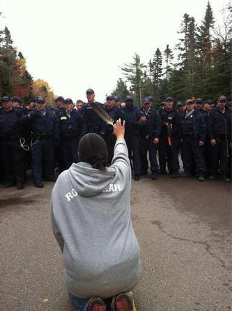 Tell the RCMP: Don't violently intervene in peaceful First Nations protests | IDLE NO MORE WISCONSIN | Scoop.it