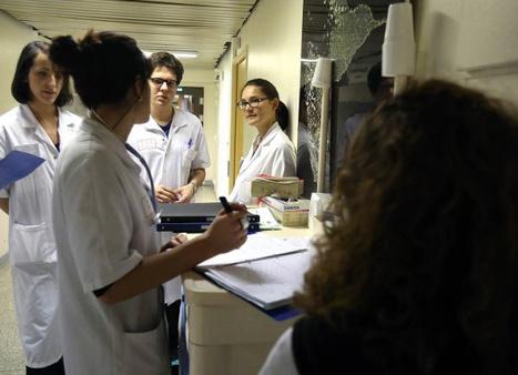 Temps de travail : lesinternes demédecine générale s'impatientent   Santé & Médecine   Scoop.it