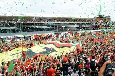 F1: Gran premio Monza vale 3.8 miliardi - ANSA.it | Cars and motors | Scoop.it