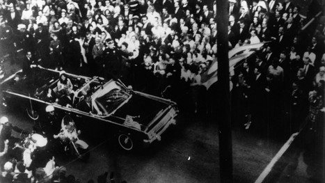 Who killed JFK? The Kennedy conspiracy theories explained | John F. Kennedy - Assassination | Scoop.it