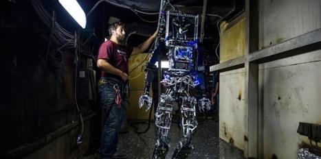 Voici le premier humanoïde capable de détecter et éteindre un incendie dans un navire - SciencePost | Une nouvelle civilisation de Robots | Scoop.it