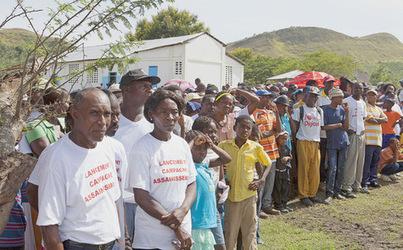 En Haïti, la lutte contre le choléra progresse   The Total Sanitation Campaign in Haiti   Scoop.it