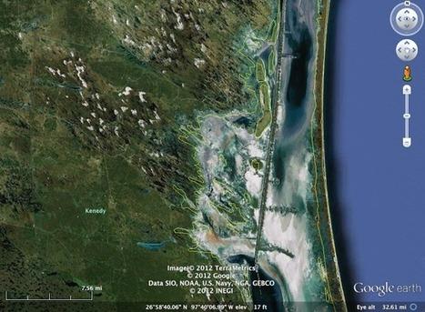Google Earth Time Machine | Aardrijkskunde Scoop | Scoop.it
