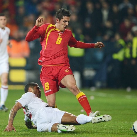 Arsenal Transfer Rumours: Why Signing Stefan Jovetic Should Be a Priority - Bleacher Report | ArsenalFootballClub | Scoop.it