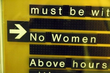 The Most Shocking Restrictions on Women's Rights Around the Globe | Social Media Slant 4 Good | Scoop.it