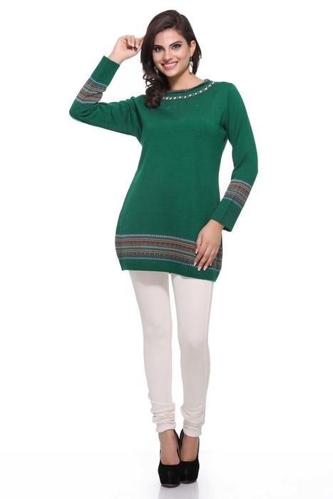 Dove - Winter Wear Top | Women Winter Clothes | Scoop.it