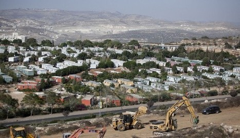Israel plans 184 new settler units in West Bank   Palestine and the Occupation   Scoop.it