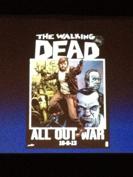 Walking Dead To Go Bi-Weekly Over Seven Months ... | Transmedia Seattle | Scoop.it