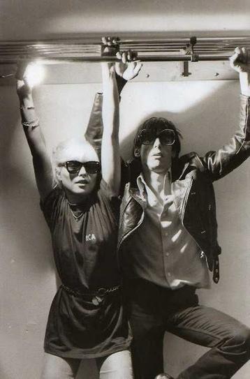 "Stay Pulp: Quante volte insieme?!: le foto di Iggy Pop e Debbie Harry ""accoppiati/scoppiati"" (10 FOTO) | Stay Pulp | Scoop.it"