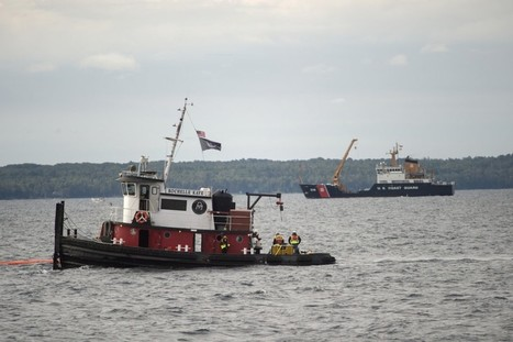 Schuette repeats Mackinac pipeline tough talk in call for experts   Canada and its politics   Scoop.it