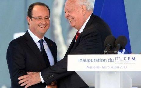 Quand le maire de Marseille donne du «Premier ministre» à Hollande   MP 2013 vue par les médias   Scoop.it