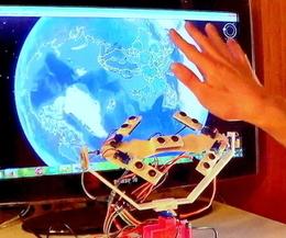 3D Contactless Mouse (Interactive 3D Position Sensor)   Open Source Hardware News   Scoop.it