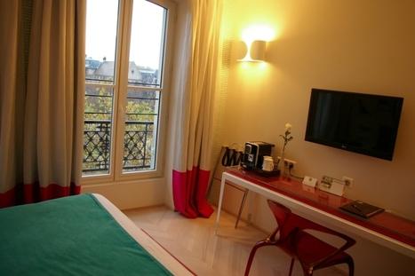 Une nuit Cinema à l'hôtel 123 Sebastopol | Bambi à Paris | Evénementiel | Scoop.it