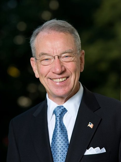 """Senator Chuck Grassley's """"interesting"""" tweets >> asinine or awesome? 