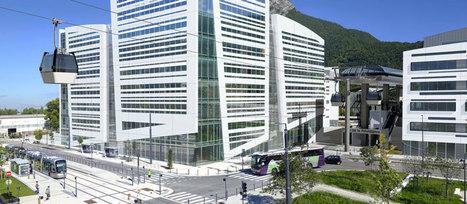 Transport par câble : projet Métrocâble Grenoble Alpes Métropole | transports par cable - tram aérien | Scoop.it