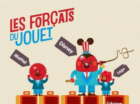 [infographie] Les forçats du jouet » OWNI, News, Augmented | Jouets enfant | Scoop.it