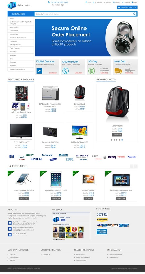 Digital Devices Online | Magento eCommerce CMS Design and Development | Scoop.it