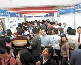 Segeplan concluye con éxito feria de becas 2012 | Organización y Montaje de Eventos | Scoop.it
