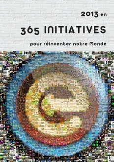 2013 en 365 initiatives pour réinventer notre Monde | Green Business_PB | Scoop.it