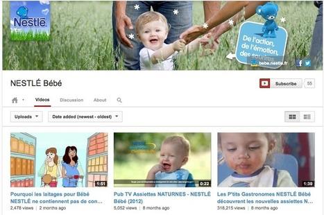 Nouveau design des chaînes Youtube : ce qu'il faut retenir ! | Image Digitale | Scoop.it