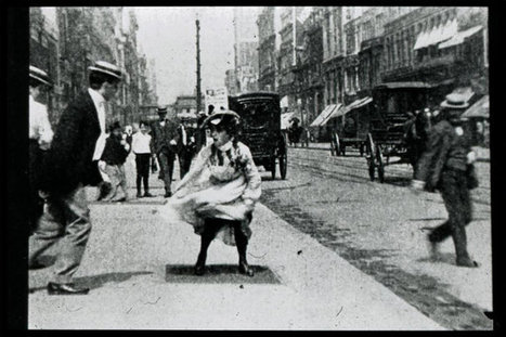 The First Film Shot in New York City - New York Times | Books, Photo, Video and Film | Scoop.it