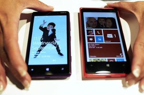 Microsoft s'offre les téléphones Nokia pour 7,2 milliards de dollars | Toulouse networks | Scoop.it