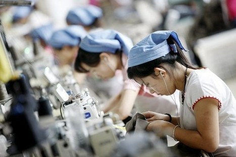 China Sees End to Era of 'GDP Supremacy' With Downplay of Growth | Peer2Politics | Scoop.it