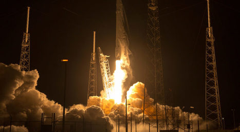 Congressmen seek answers about Falcon 9 accident | SpaceNews.com | The NewSpace Daily | Scoop.it