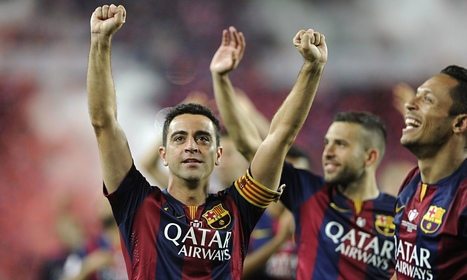 'Xavi is eternal. He is football. He has made Barcelona what it is today' | Sid Lowe - The Guardian | AC Affairs | Scoop.it