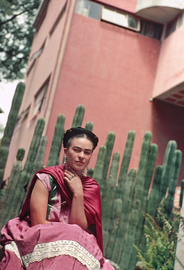 Planting Frida Kahlo's Botanical Paradise in the Bronx | For Art's Sake-1 | Scoop.it