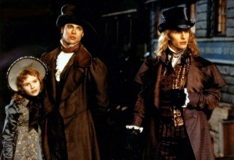 ​Seven Tips for Adapting Anne Rice's Vampire Novels for Film (Again) | For Lovers of Paranormal Romance | Scoop.it