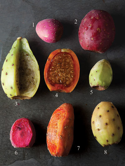 A Guide to Mexican Prickly Pear Cactus Fruit - Saveur.com | @FoodMeditations Time | Scoop.it