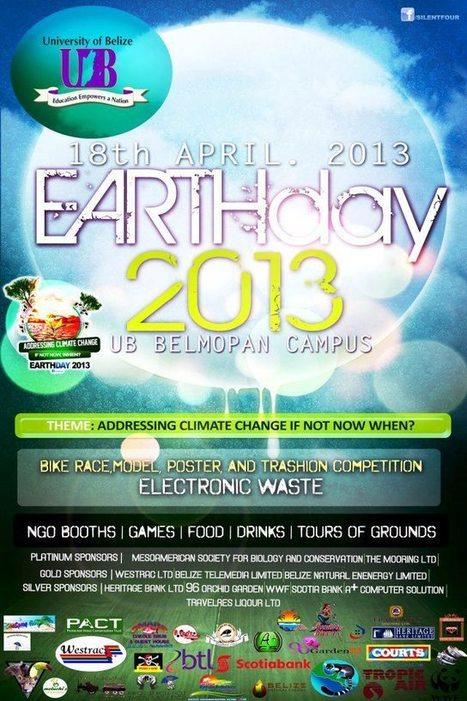 UB Earth Day Tomorrow | Earth Day 2013 | Scoop.it
