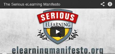 Serious eLearning Manifesto   Apprentissage social en ligne   Scoop.it