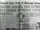 Emmett Till Blog; Murder in the Mississippi Delta; Civil Rights Cold Cases | The Negatives that were thoughts of good - Turn by the hand of positives. | Scoop.it