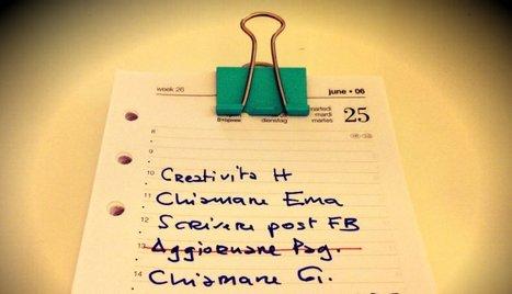 L'efficienza della lista | webbenessere | Scoop.it