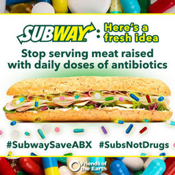 How Subway Sandwiches Are Fueling a Major Public Health Crisis | Nutrition Today | Scoop.it