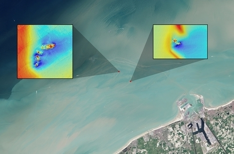 How Satellites Find Shipwrecks From Space : DNews | ScubaObsessed | Scoop.it