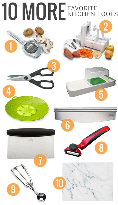 10 More Favorite Kitchen Tools | Vegetarian slow cooker recipes | Scoop.it