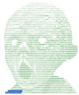 ASCII art invades gaming sites | GamesRadar | ASCII Art | Scoop.it