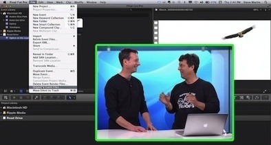 Editing on The Go with Final Cut Pro X | DSLR video and Photography | Scoop.it
