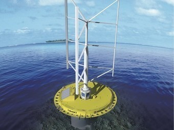 World's first hybrid wind/current generator could generate double the power | Wind Energy | Scoop.it