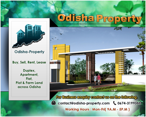 Apartment for sale in Bhubaneswar | Real Estate Property Portal | Scoop.it