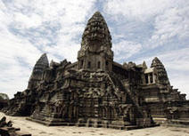 Airborne laser reveals hidden city in Cambodia | Sustain Our Earth | Scoop.it