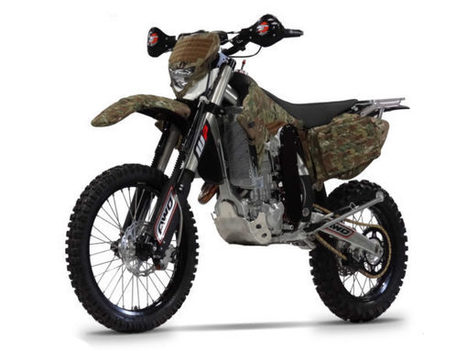 Christini to supply military edition motorcycles | Powersports Business | Stuka78 | Scoop.it