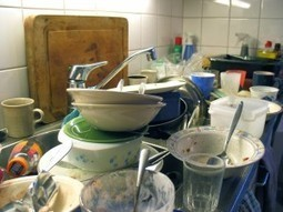 One Mom's Quest to Get Her Sons to do The Dishes : Free Range Kids | My Life | Scoop.it