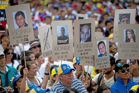 Why Venezuela's student protesters have already won   Student Protests in US and beyond   Scoop.it