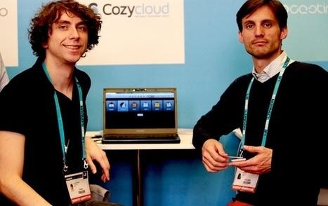 Cozy Cloud lève 4 millions d'euros pour percer dans le cloud personnel | Mobile, Web & IoT | Scoop.it