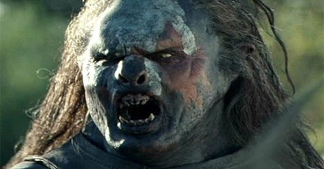 Just a Typical Day: Orc Spotted in Amsterdam Shopping Mall   Rewarding Shopping   Scoop.it